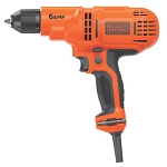 BLACK+DECKER DR340B 6 Amp 3/8 in. Drill/Driver