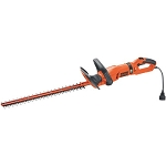 BLACK+DECKER HH2455 24 in. Hedge Trimmer with Rotating Handle