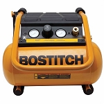 BOSTITCH BTFP01012 2.5-Gallon, 150 Max PSI, Suitcase-Style Compressor