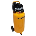 BOSTITCH BTFP02028 26-Gallon, 150 Max PSI, Vertical Compressor