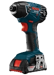 Bosch  25618 18V 1/4 In. Hex Impact Driver