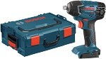 Bosch 25618BL 18V 1/4 In. Hex Impact Driver Kit with L-Boxx Carrying Case