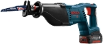 Bosch CRS180 18V 1-1/8 In. D-Handle Reciprocating Saw
