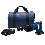 Bosch CRS180-B15 18V D-Handle Reciprocating Saw Kit