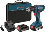 Bosch DDB181-02 18V Compact 1/2 In. Drill/Driver Kit