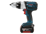 Bosch DDH181-01 18V Brute Tough 1/2 In. Drill/Driver Kit