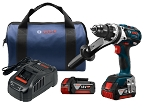 Bosch DDH183-01 18V EC Brushless Brute Tough 1/2 In. Drill/Driver Kit