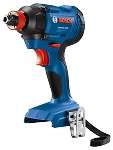 Bosch GDX18V-1600N 18V 1/4 In. and 1/2 In. Two-In-One Bit/Socket Impact Driver (Bare Tool)