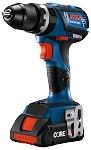Bosch GSB18V-535C 18V EC Brushless Compact Tough 1/2 In. Hammer Drill/Driver