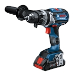 Bosch GSR18V-755C 18V EC Brushless Connected-Ready Brute Tough 1/2 In. Drill/Driver