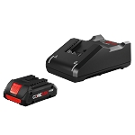 Bosch GXS18V-15N15 18V CORE18V Starter Kit with (1) CORE18V 4.0 Ah Compact Battery