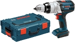 Bosch HDH181BL 18V Brute Tough 1/2 In. Hammer Drill/Driver with L-Boxx Carrying Case
