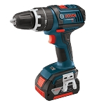 Bosch HDS181 18V Compact Tough 1/2 In. Hammer Drill/Driver