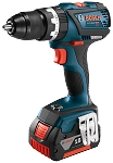 Bosch HDS183 18V EC Brushless Compact Tough 1/2 In. Hammer Drill/Driver