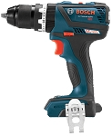 Bosch HDS183B 18V EC Brushless Compact Tough 1/2 In. Hammer Drill/Driver (Bare Tool)