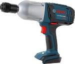 Bosch HTH182B 18V High-Torque Impact Wrench with 7/16 In. Hex (Bare Tool)