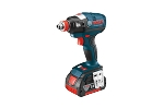 Bosch IDH182 18 V EC Brushless 1/4 In. and 1/2 In. Two-In-One Bit/Socket Impact Driver