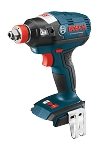 Bosch IDH182B 18V EC Brushless 1/4 In. and 1/2 In. Two-In-One Bit/Socket Impact Driver (Bare Tool)