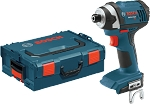 Bosch IDS181BL 18 V Impact Driver - Tool Only with L-BOXX2 Insert