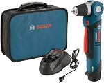 Bosch PS11-102 12V Max 3/8 In. Angle Drill Kit