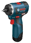 Bosch PS22 12V Max EC Brushless Two-Speed Pocket Driver