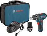 Bosch PS31-2A 12V Max 3/8 In. Drill/Driver Kit