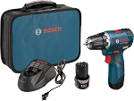 Bosch PS32-02 12V Max EC Brushless 3/8 In. Drill/Driver Kit