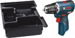 Bosch PS32BN 12V Max EC Brushless 3/8 In. Drill/Driver with Exact Fit Insert Tray