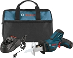 Bosch PS60-102 12V Max Pocket Reciprocating Saw Kit