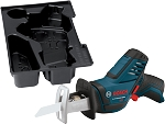 Bosch PS60BN 12V Max Pocket Reciprocating Saw with Exact-Fit Insert Tray