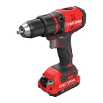 Craftsman CMCD710C2 V20* Cordless Brushless 1/2-in. Drill/Driver Kit (2 Batteries)