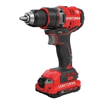 Craftsman CMCD720D2 V20* Cordless Brushless 1/2-in. Drill/Driver Kit (2 Batteries)