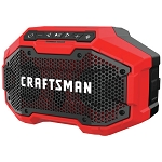 Craftsman CMCR001B V20* Cordless Bluetooth Speaker (Tool Only)