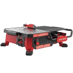 Craftsman CMCS4000M1 V20* Cordless 7-in. Compact Wet Tile Saw