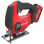 Craftsman CMCS600D1 V20* Cordless Jig Saw Kit (1 Battery)