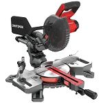 Craftsman CMCS714M1 V20* Cordless 7-1/4-in. Sliding Miter Saw Kit (1 Battery)