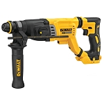 DEWALT DCH263B 20V MAX* XR® BRUSHLESS 1-1/8 IN. SDS PLUS D-HANDLE ROTARY HAMMER (TOOL ONLY)