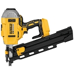 DEWALT DCN21PLB 20V MAX* 21° PLASTIC COLLATED CORDLESS FRAMING NAILER