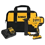 DEWALT DCN681D1 20V MAX* 18 GA CORDLESS NARROW CROWN STAPLER KIT