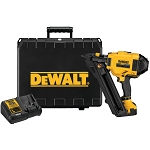 DEWALT DCN693M1 20V MAX* CORDLESS METAL CONNECTING NAILER KIT