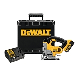 DEWALT DCS310S1 12V MAX* Cordless Pivot Reciprocating Saw Kit