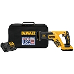DEWALT DCS367D1 20V MAX* XR® BRUSHLESS COMPACT RECIPROCATING SAW KIT (2.0 AH)