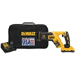 DEWALT DCS367L1 20V MAX* XR BRUSHLESS CORDLESS COMPACT RECIPROCATING SAW KIT (3.0 AH)