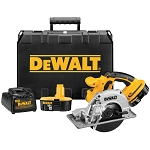 DEWALT DCS372KA 18V Metal Cutting Circular Saw Kit