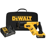 DEWALT DCS387P1 20V MAX* CORDLESS COMPACT RECIPROCATING SAW KIT (5.0AH)