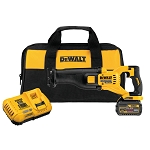 DEWALT DCS388T1 FLEXVOLT® 60V MAX* BRUSHLESS RECIPROCATING SAW 1 BATTERY KIT