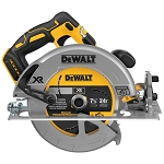 "DEWALT DCS570B 20V MAX* 7-1/4"" CORDLESS CIRCULAR SAW – TOOL ONLY"