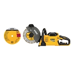 DEWALT DCS690B FLEXVOLT® 60V MAX* CORDLESS BRUSHLESS 9 IN. CUT-OFF SAW