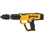 DEWALT DFD270SK FULLY-AUTOMATIC .27 CALIBER POWDER-ACTUATED TOOL (SINGLE SHOT KIT)