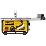 DEWALT DW745 10 in. Compact Job Site Table Saw with Site-Pro Modular Guarding System